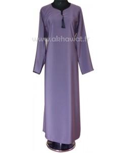 Abaya Alhaya ample - Microfibre koshibo