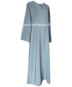 Abaya ample - Microfibre koshibo - Alhaya