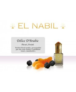 Muscs El nabil - Délice d'Arabie