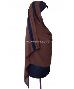 Hijab prêt à enfiler - en maille
