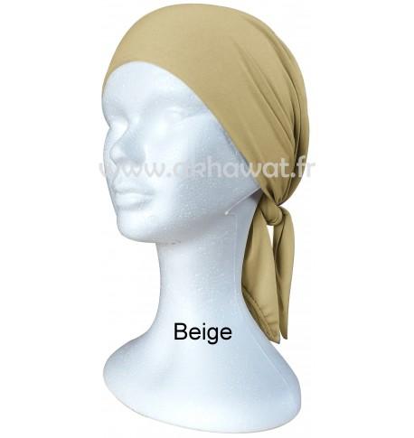 Bonnet Lycra sans couture