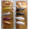 Hijab safety pins - set of 4