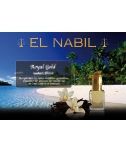 Muscs El nabil - Royal gold