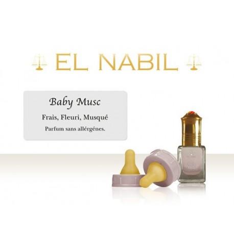 Baby musc - Musc El nabil