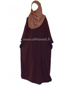 Abaya Oversize - Microfibre léger - El bassira