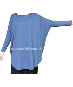 Short Viscose Tunic