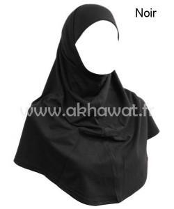 2 pieces hijab - Cotton