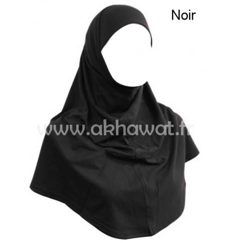 Hijab Coton 2 pièces