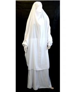 Jilbab jupe Alhaya - Microfibre koshibo