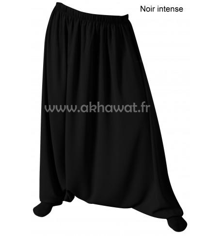 Harem pants - light microfibre El bassira
