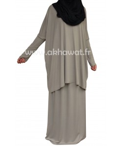 Long Viscose Tunic