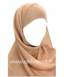 Wrinkled shawl - Rectangle