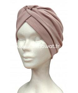 Bonnet turban tendance