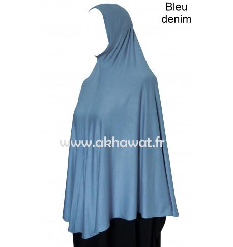 Hijab 1 pièce long - Viscose