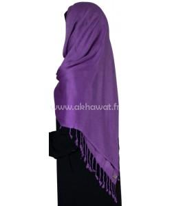 Châle style pashmina - Plusieurs coloris