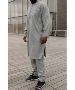 "Qamis ""cotton"" - Long sleeves"