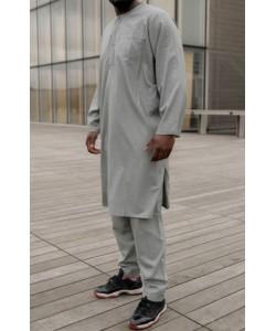 "Qamis ""cotton"" - Long sleeves"