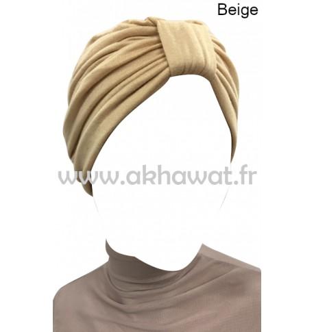 Bonnet fronces