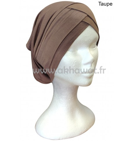 Bonnet tube Croisé