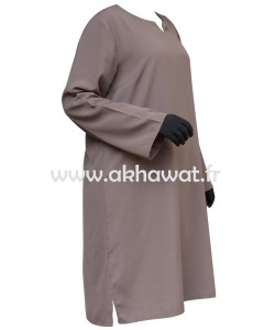 Light microfibre Tunic