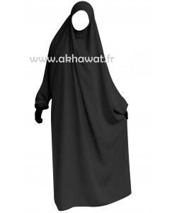 Full-length-french-Jilbab-caviary-elbassira-akhawat