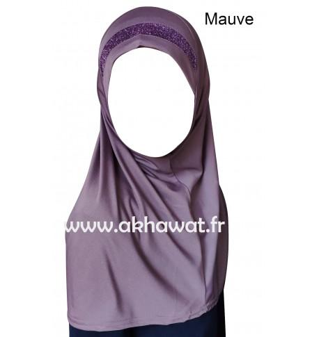 1 piece hijab for Girls