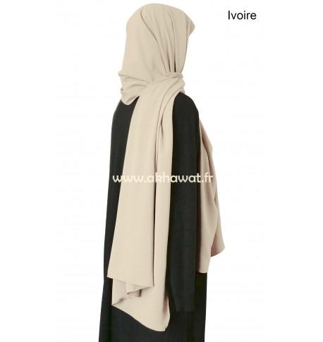 Jazz Hijab with bonnet